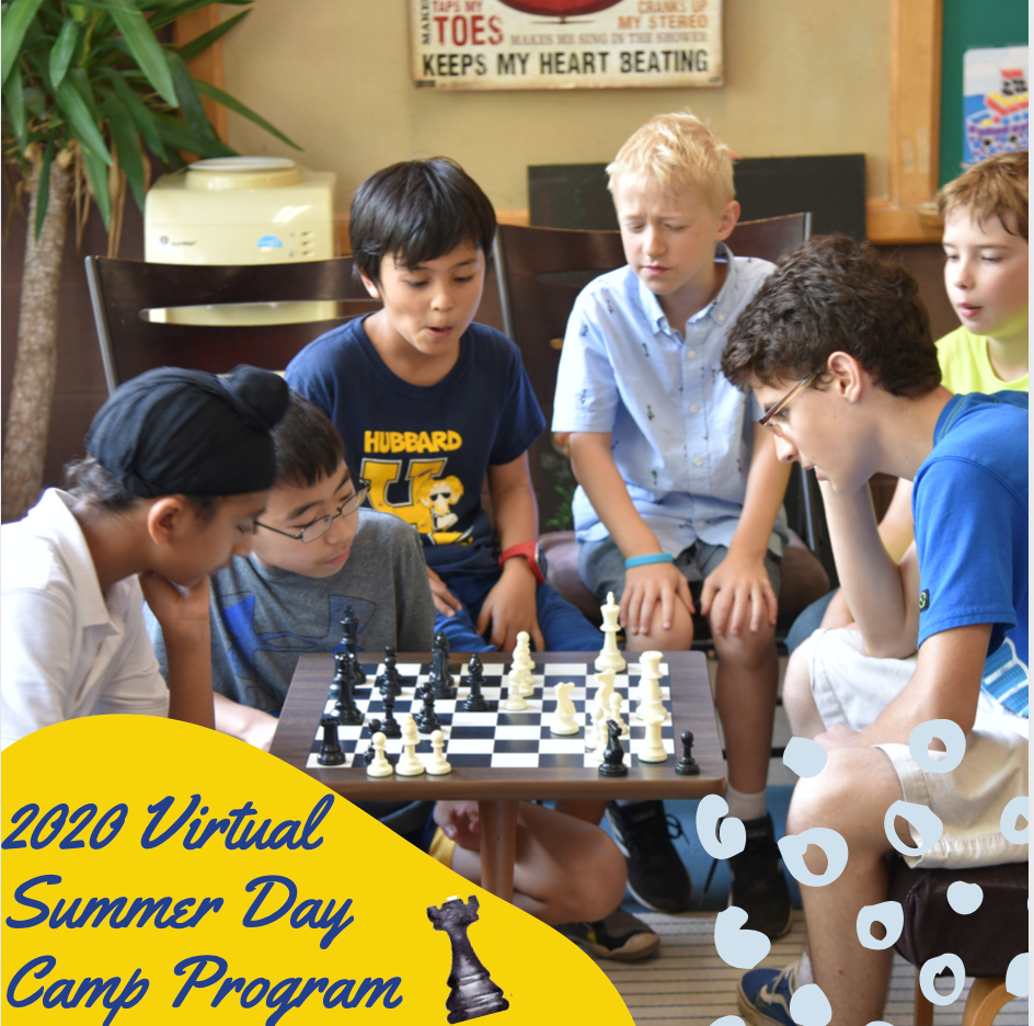 2020 Virtual Summer Day camp Program